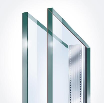 شیشه دوجداره + ساخت شیشه دو جداره سکوریت و لمینت